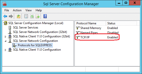 Error Has Occurred While Establishing A Connection To SQL Server