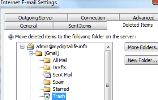 how to delete all mail in gmail mobile
