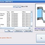 Fix Windows Media Player / Center Album Arts and CD Covers with Art Fixer