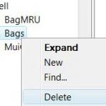 Delete & Reset Folder Views or Folder Types Settings to Default Clean State in Windows 10 / 8.1 / 8 / 8 / Vista