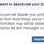 Delete, Cancel and Terminate Facebook Account and Profile