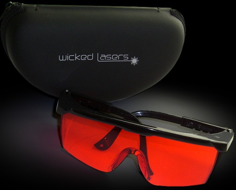 Wicked Lasers Green LaserShades