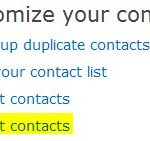 Export, Copy and Transfer Hotmail Contacts to Gmail, Outlook or Another Account