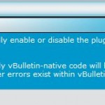 How to Disable and Turn Off vBulletin Plugin and Product System