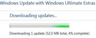Downloading Windows Vista SP1