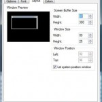 How to Fully Maximize Command Prompt Window in Windows 8 / 7 / Vista