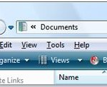 Show & Reveal Windows Explorer Classic Menu Bar in Windows 7 / Vista