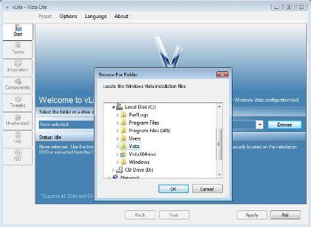 Make Bootable ISO Image for x64 Windows Vista