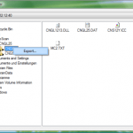 Recover Files with Previous Versions (Volume Shadow Copy) in Windows with ShadowExplorer