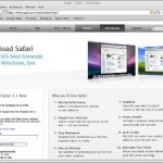 Apple Safari 3.1 Browser for Windows Final Free Download Links