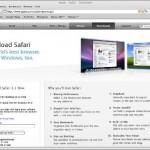 Apple Safari 3.1 Browser for Windows Final Free Download Links