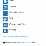 How to Edit or Change File Type or Extension Associations (Default Apps / Programs) in Windows 10 / 8 / 7 / Vista