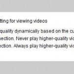 Force YouTube to Automatically Play Videos in Higher Quality HD Resolution by Default