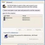 Enable Automatically Logon/Login Into Windows XP
