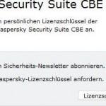 Download Kaspersky Security Suite CBE (German) with Free 1 Year Genuine License Reg Key