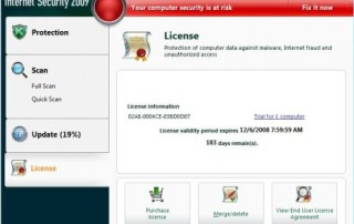 free kaspersky internet security for 1 year