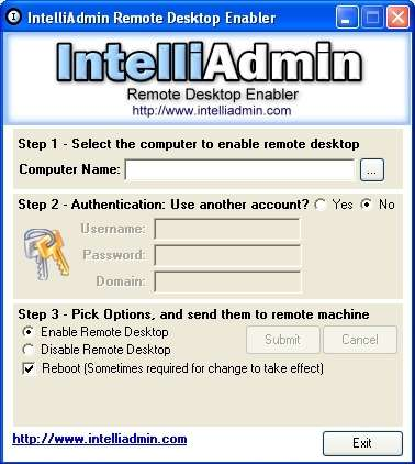 how to connect to another computer remotely