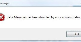 Disable Task Manager