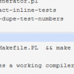 Perl Module This Distribution Requires a Working Compiler at Makefile.PL