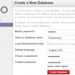 Install Odoo 8 (OpenERP) in CentOS & Red Hat Enterprise Linux