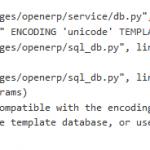 Convert PostgreSQL Template0 & Template1 Encoding to UTF8 (SQL_ASCII Incompatible)