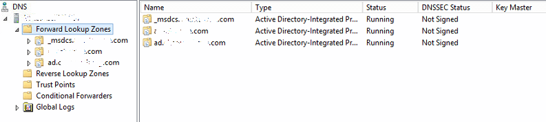 Rename AD Domain Name in Windows Server 2012 - Tech Journey
