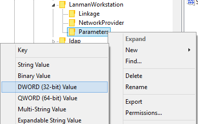 Cannot Connect to CIFS / SMB / Samba Network Shares & Shared