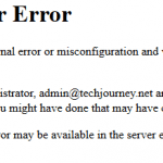 Read Data Timeout in 31 Seconds PHP 500 Error