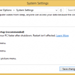 Enable & Show Hibernate in Power Menu of Windows 8 / 8.1 / 10