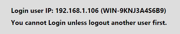 Cannot Login to ASUS Wireless Router