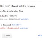 Gmail 25MB Maximum Attachment Size Limit - Tech Journey