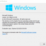 Windows 10 Build 10134 English x64 ISO Leaked