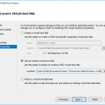 How to Clone VM (Virtual Machine) in Hyper-V