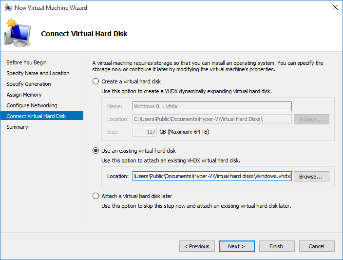 How to Clone VM (Virtual Machine) in Hyper-V - Tech Journey