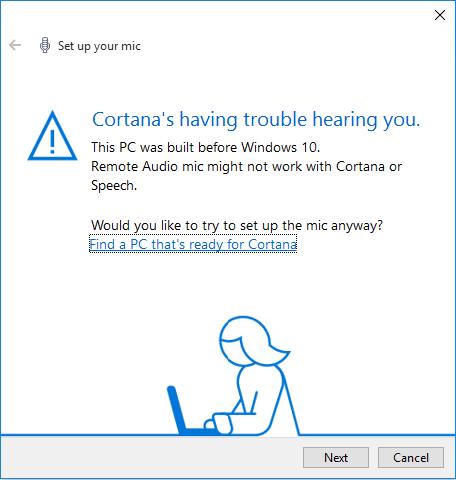 Cortana not hearing me myideasbedroom com