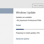 Download & Upgrade to Windows 10 Build 10166 Release