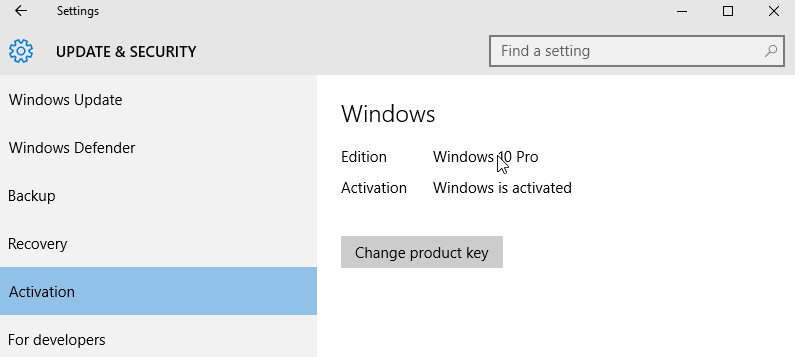 Windows Insider Stays Activated