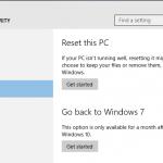 Uninstall Windows 10 to Rollback & Downgrade to Windows 8.1 or Windows 7