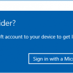 Sign In & Connect Microsoft Account in Windows 10 to Receive Windows Insider Preview Builds Flight on WU