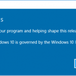 Quit & Leave Windows Insider Program & Stay Activated on Windows 10