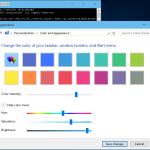 Trick to Use Color Mixer to Pick Color in Windows 10