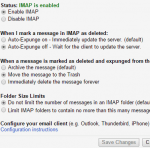 Outlook 2013 / 2016 IMAP Not Delete Emails in Gmail Inbox / All Mails