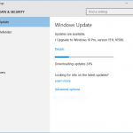 Windows 10 Build 10586 (TH2 - Threshold 2) is Official Fall November Update Release
