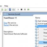 TeamViewer Protocol Negotiation Failed Error When Remote Control