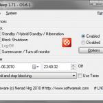Prevent, Stop & Cancel Windows Shutdown or Restart with ShutdownGuard or Don't Sleep