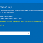 Upgrade & Switch from Windows 10 Home to Windows 10 Pro (with Product Key to Force Change Edition)