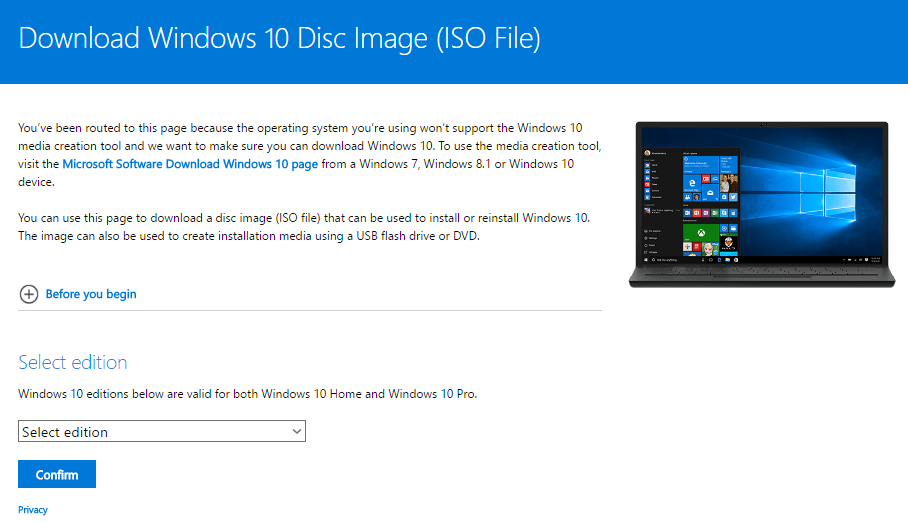Windows 10 Version 1607 (RS1 Build 14393) Official ISO Disc Image Download