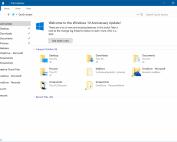 Windows 10 Build 14901 File Explorer New Notifications