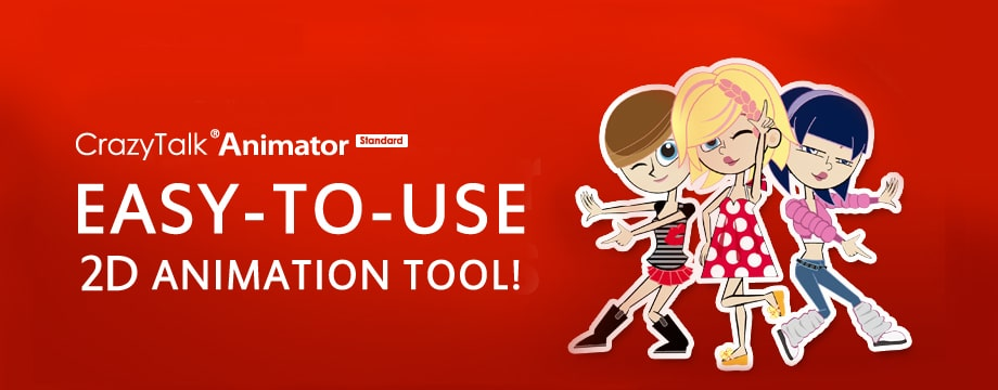 Free CrazyTalk Animator 1 Standard Version License with Serial Number
