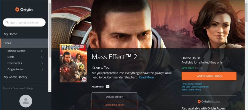 Mass effect 2 free download full version crack (pc).
